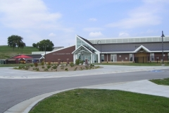 AFB Child Development Center/ 4 Mil Safety & Security Film