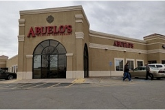 Abuelos Mexican Food Rest/ 5% for foyer to eliminate heat