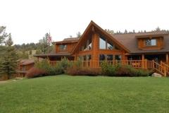 Beaver-Creek-Green-Log-Cabin